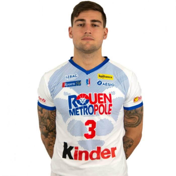 Photo of Emmanuel Monceau, 2020-2021 season