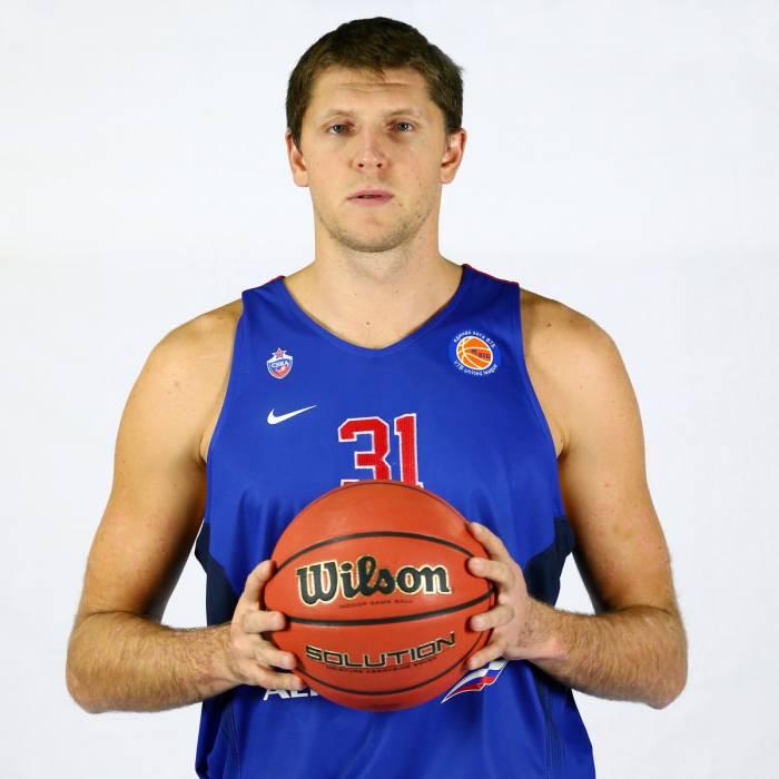 Photo de Viktor Khryapa, saison 2016-2017