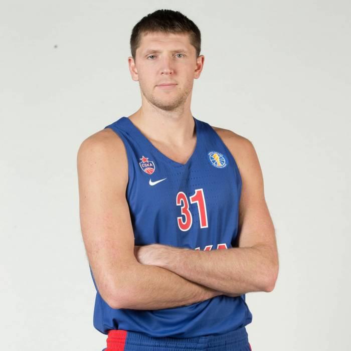 Photo de Viktor Khryapa, saison 2017-2018