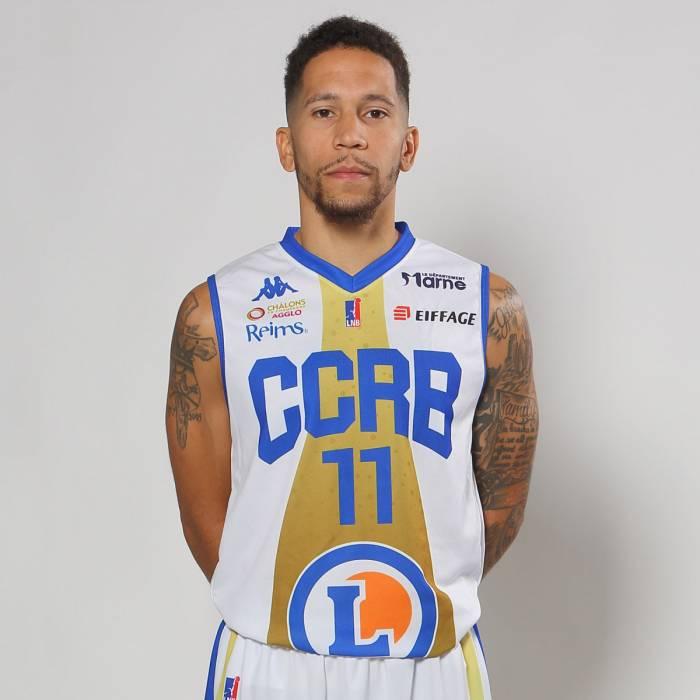 Photo de Nic Moore, saison 2019-2020