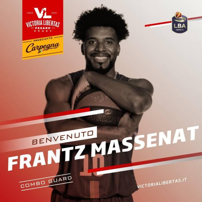Photo de Frantz Massenat, saison 2020-2021