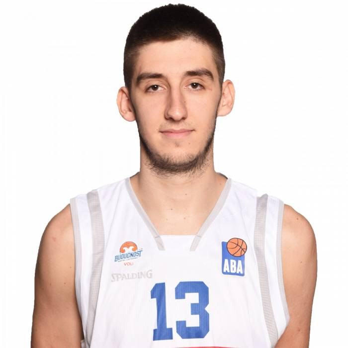 Photo of Aleksa Ilic, 2018-2019 season