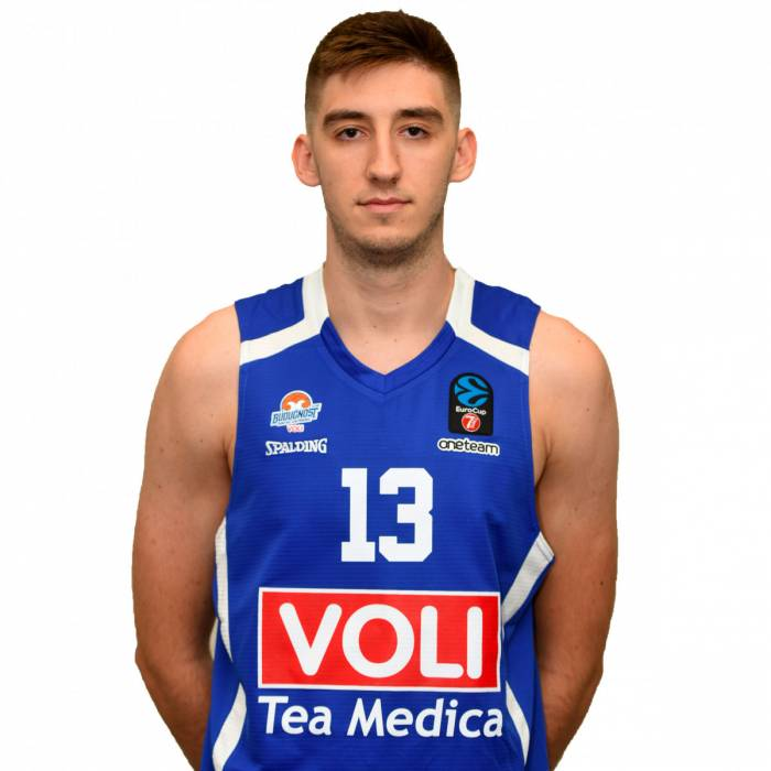 Photo of Aleksa Ilic, 2019-2020 season