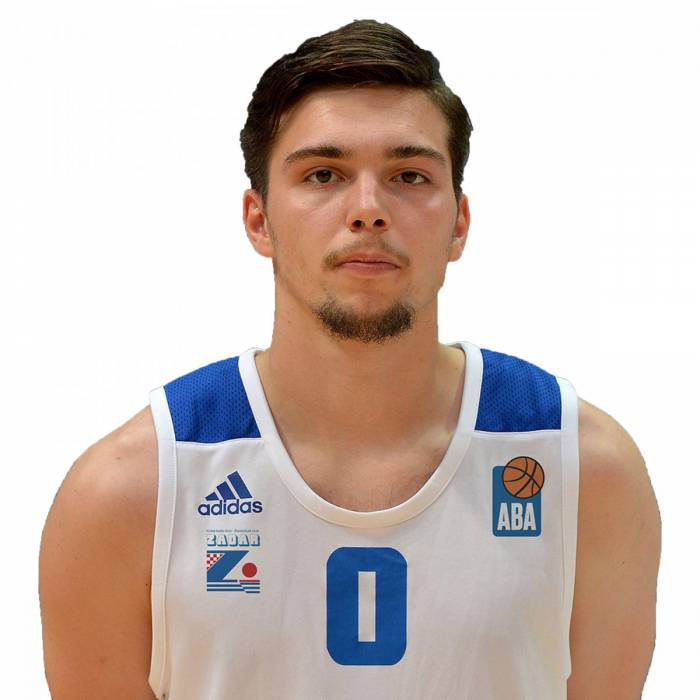 Photo of Karlo Uljarevic, 2019-2020 season
