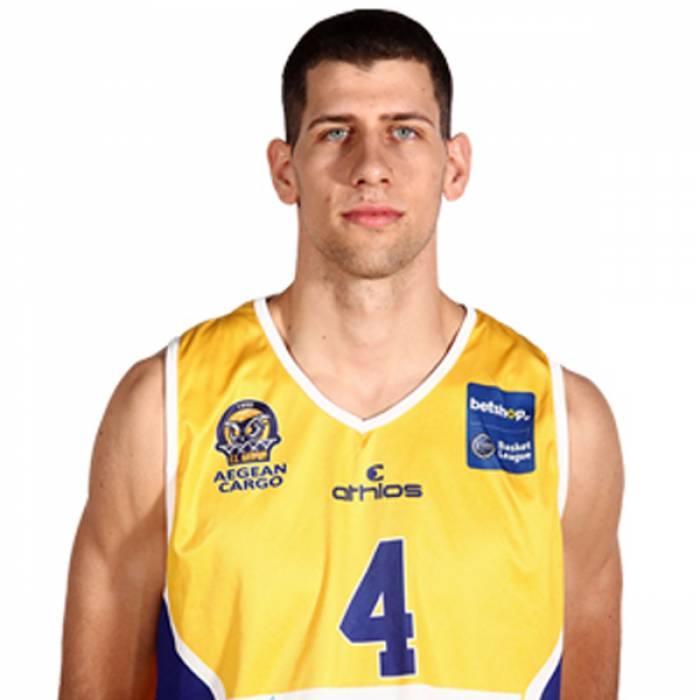 Photo de Michalis Lountzis, saison 2019-2020