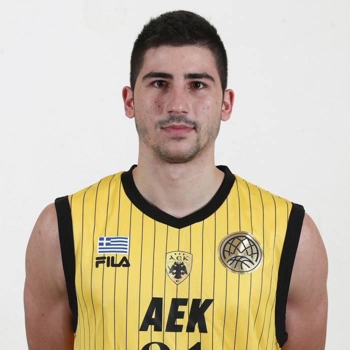 Photo of Dimitrios Moraitis, 2018-2019 season