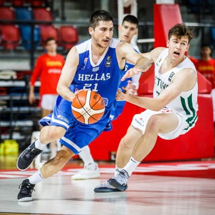 Photo of Dimitrios Moraitis, 2019-2020 season