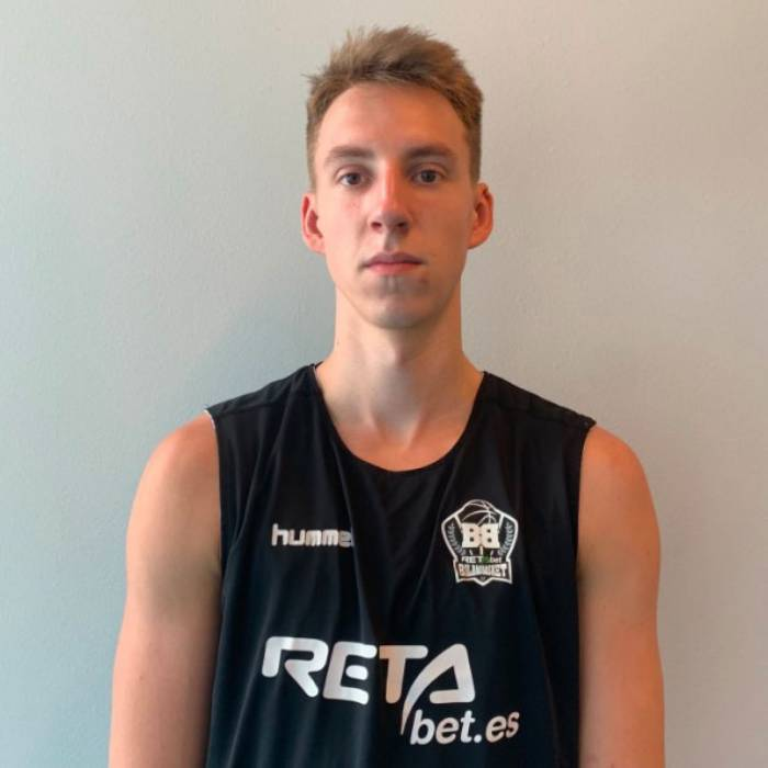 Photo de Arnoldas Kulboka, saison 2019-2020