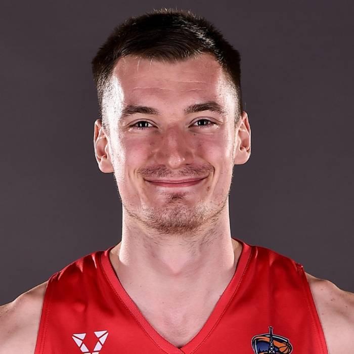 Daniel Golebiowski nuotrauka, 2020-2021 sezonas