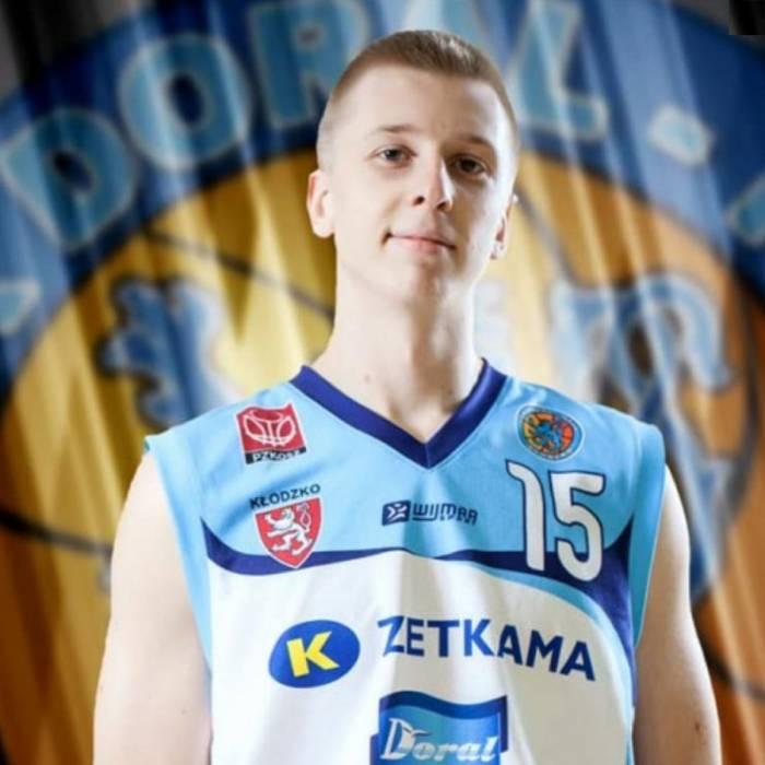 Photo of Michal Jodlowski, 2017-2018 season