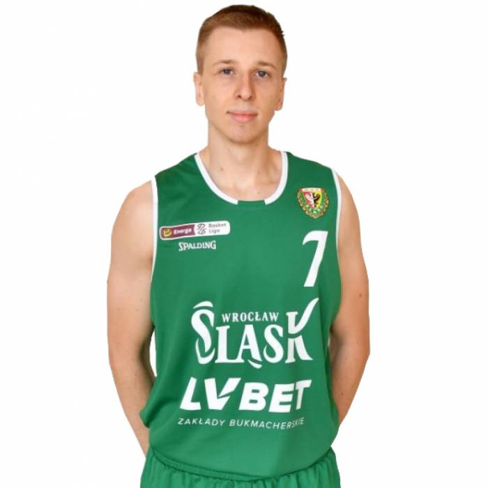 Photo of Michal Jodlowski, 2019-2020 season