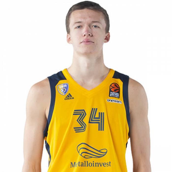 Photo of Maxim Barashkov, 2019-2020 season
