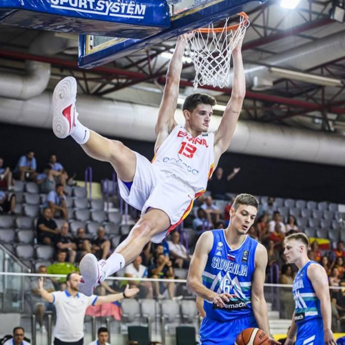 Photo de Sergi Martinez, saison 2019-2020