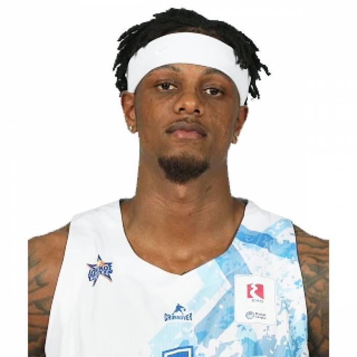 Photo de Jamal Jones, saison 2019-2020