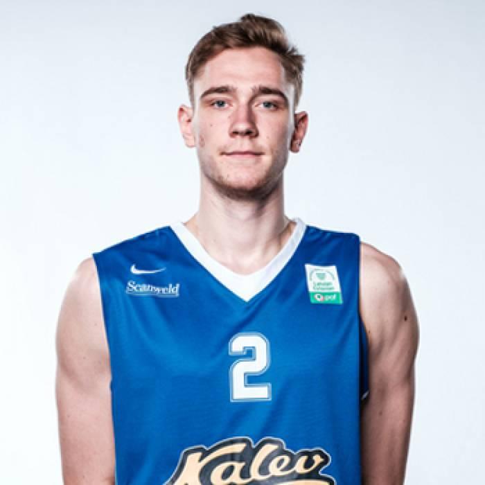 Photo of Sander Raieste, 2019-2020 season