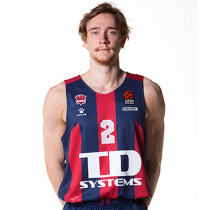 Photo of Sander Raieste, 2020-2021 season