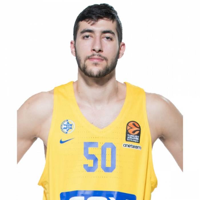 Photo of Yovel Zoosman, 2018-2019 season