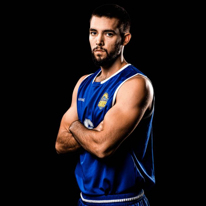 Photo of Golan Michaeli, 2019-2020 season