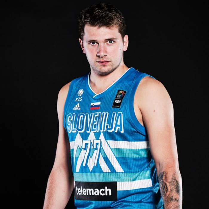 Foto de Luka Doncic, temporada 2021-2022