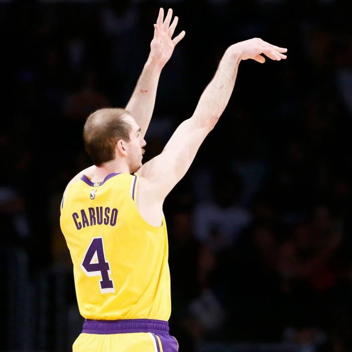 Photo of Alex Caruso, 2018-2019 season