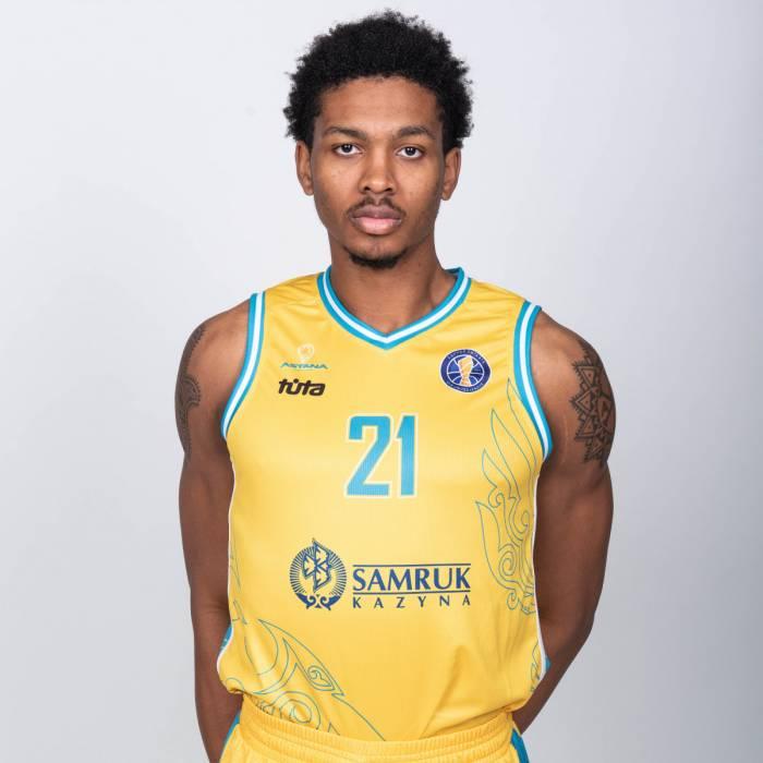 Photo of Malcolm Hill, 2019-2020 season