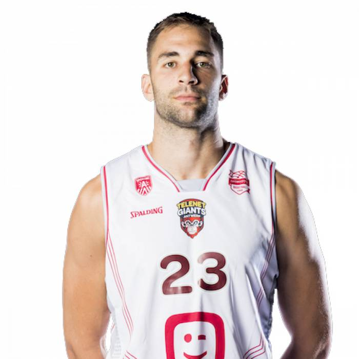 Photo of David Dudzinski, 2019-2020 season