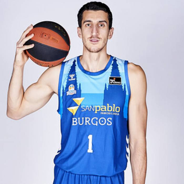 Photo de Dejan Kravic, saison 2020-2021