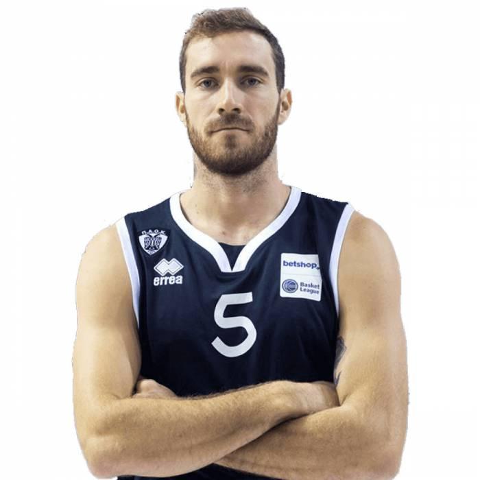 Photo de Stavros Schizas, saison 2018-2019