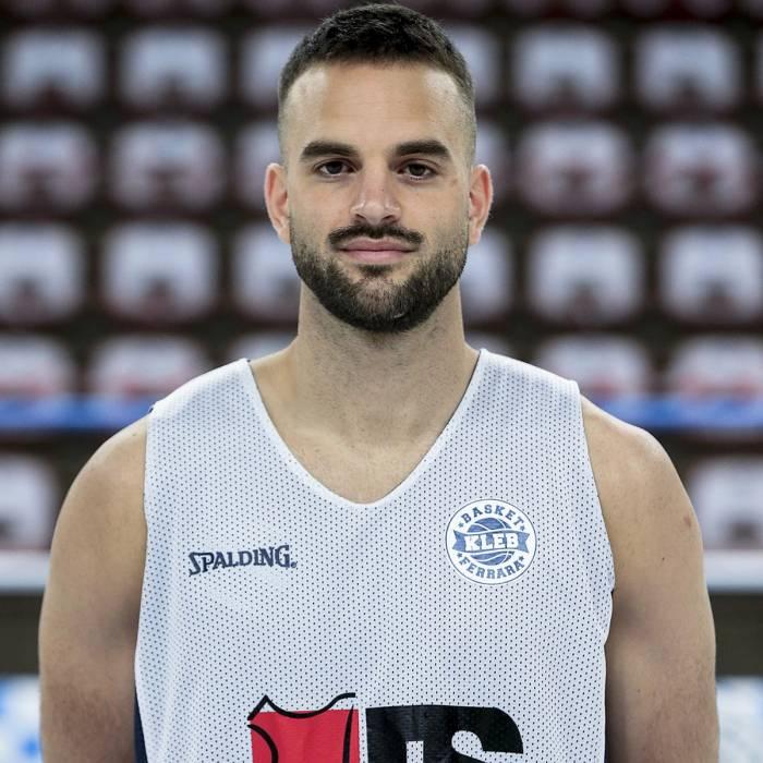 Foto de Pablo Bertone, temporada 2020-2021