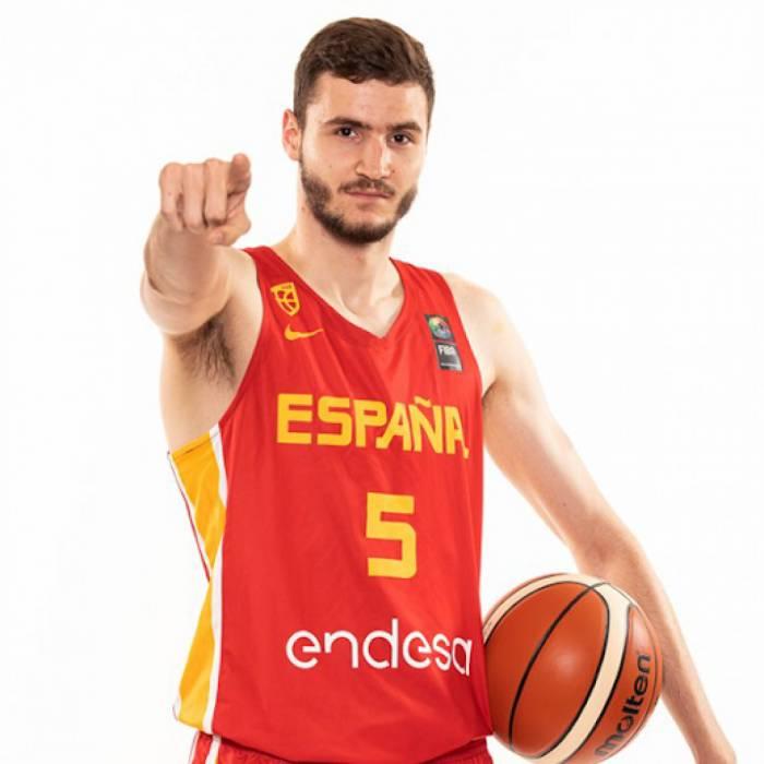 Photo de Miguel Gonzalez Burgos, saison 2019-2020