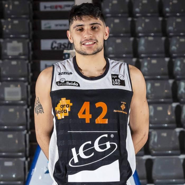 Photo de Sergi Quintela, saison 2018-2019