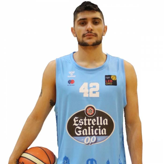 Photo de Sergi Quintela, saison 2019-2020