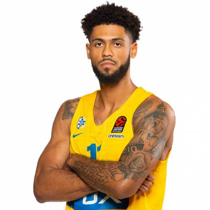 Photo de Tyler Dorsey, saison 2019-2020