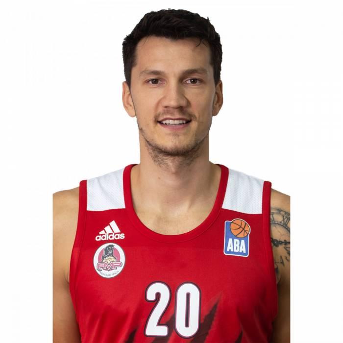 Photo de Nemanja Nenadic, saison 2020-2021