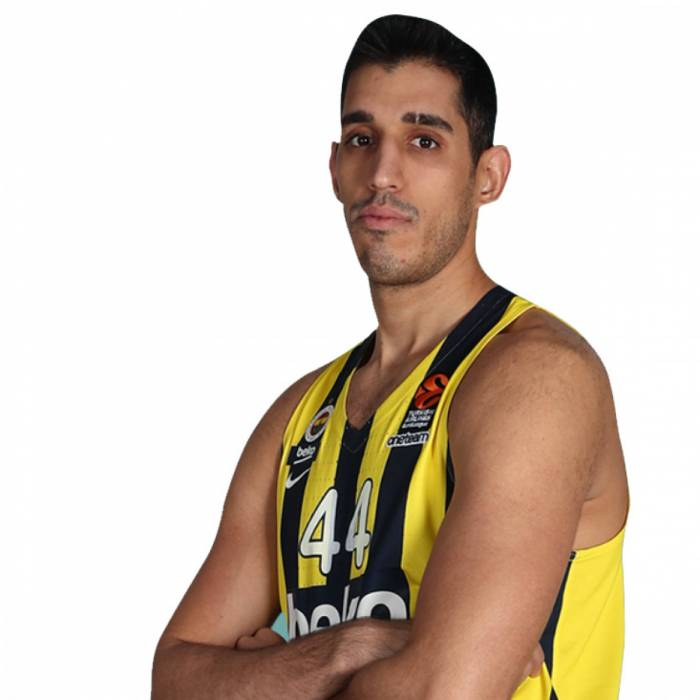Photo of Ahmet Duverioglu, 2018-2019 season