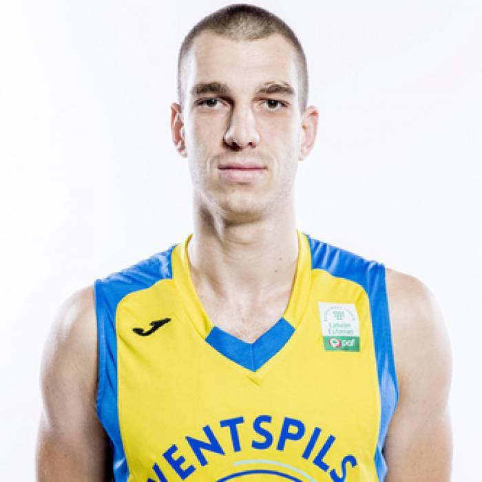 Photo of Linards Jaunzems, 2019-2020 season