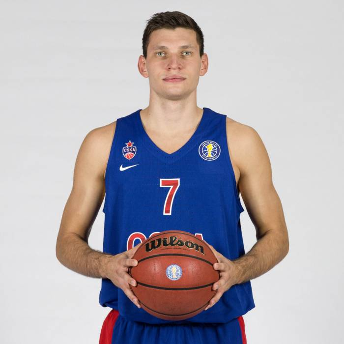 Photo de Ivan Ukhov, saison 2018-2019