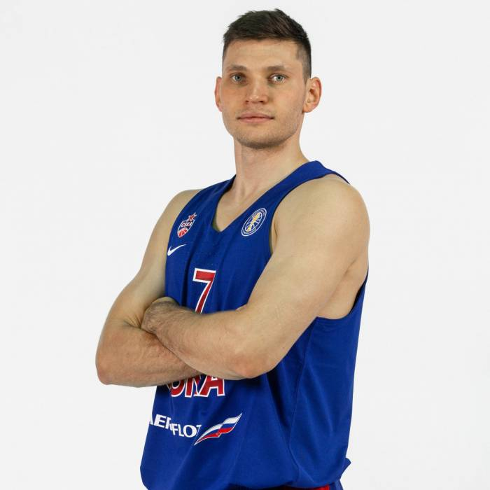 Photo de Ivan Ukhov, saison 2019-2020