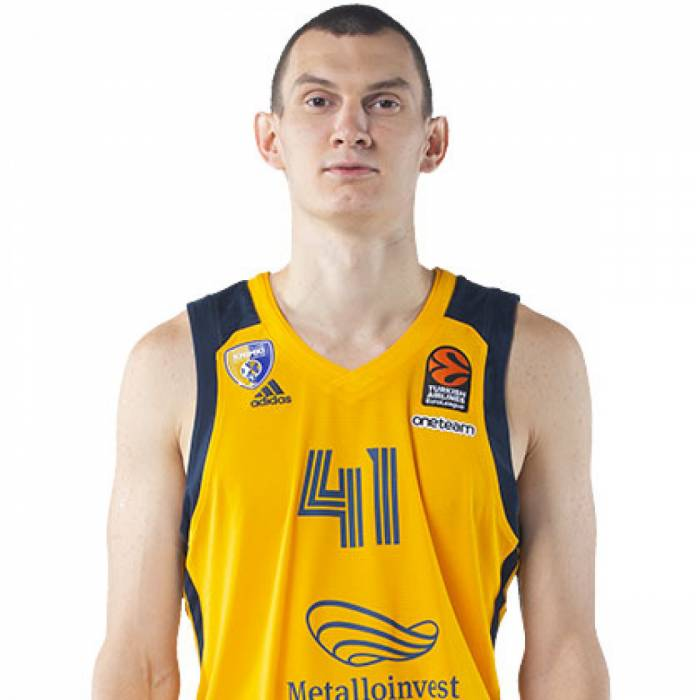 Photo of Igor Volkhin, 2019-2020 season