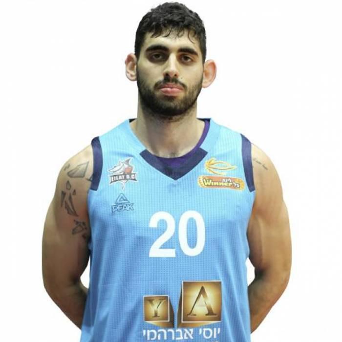 Foto de Ido Davidi, temporada 2019-2020