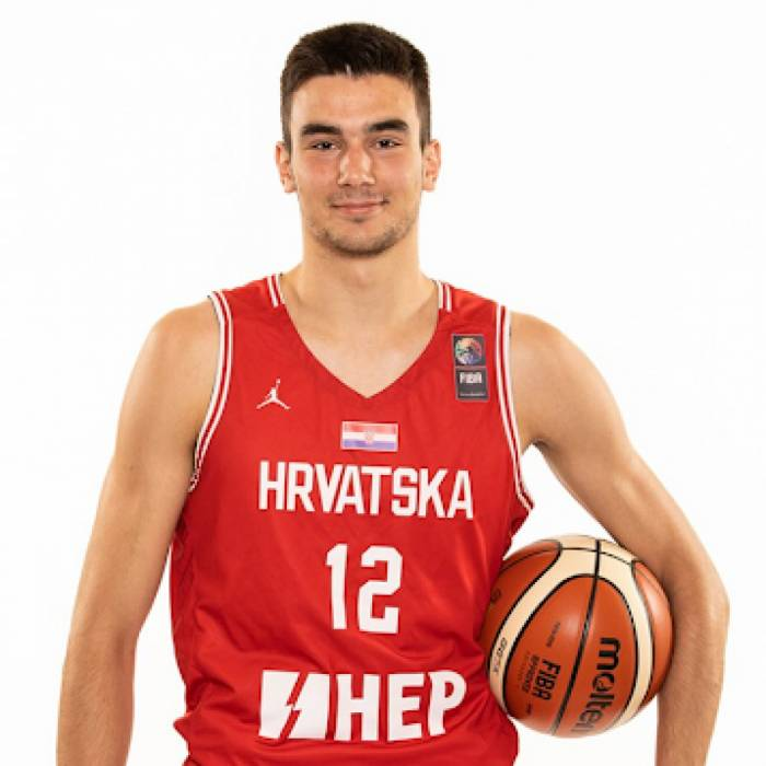 Foto de Ivan Vrgoc, temporada 2019-2020