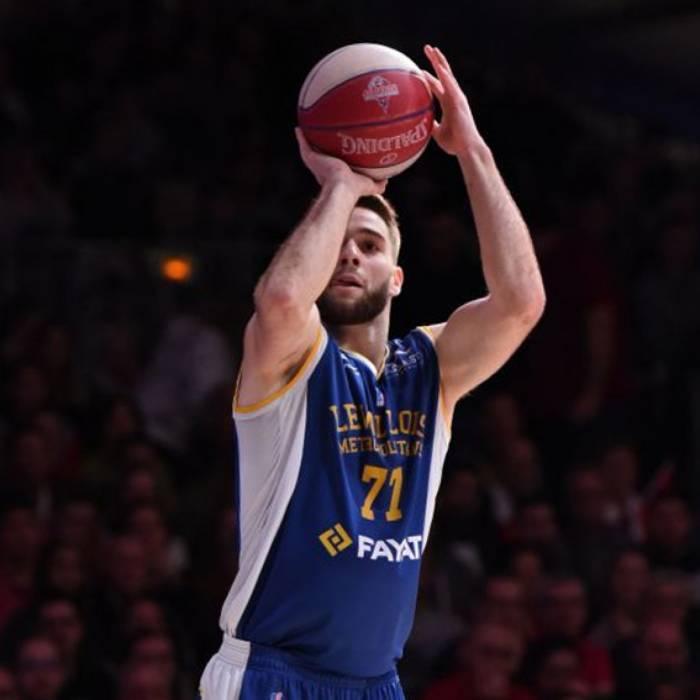 Photo de Ivan Fevrier, saison 2018-2019