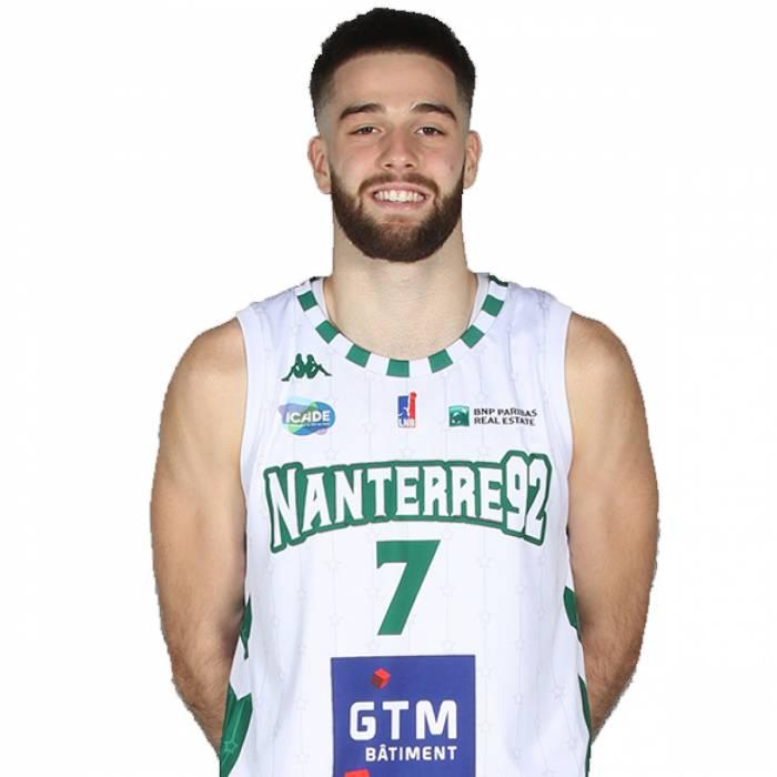 Photo de Ivan Fevrier, saison 2020-2021