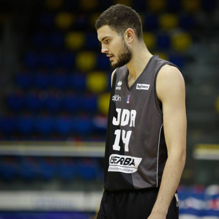 Photo of Nicolas Dorez, 2019-2020 season