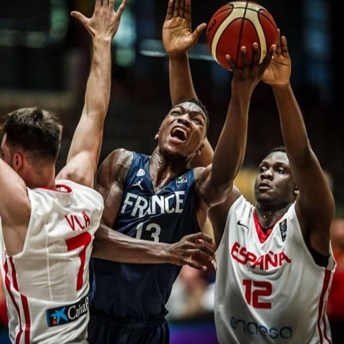 Photo de Timothee Bazille, saison 2018-2019
