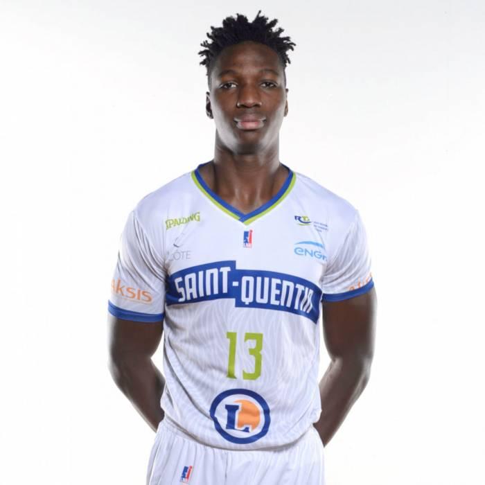 Photo de Timothee Bazille, saison 2019-2020