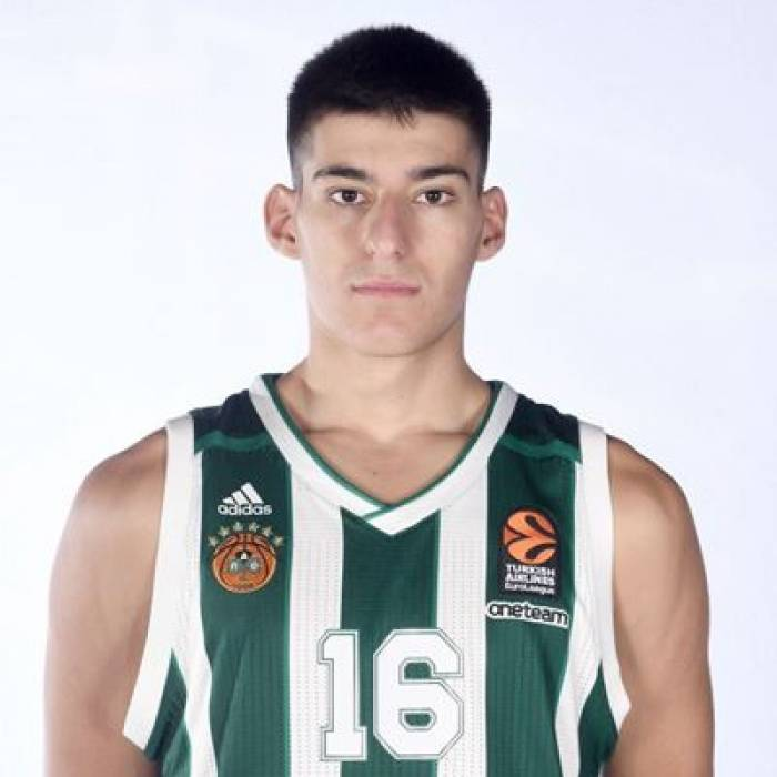 Photo de Georgios Kalaitzakis, saison 2018-2019