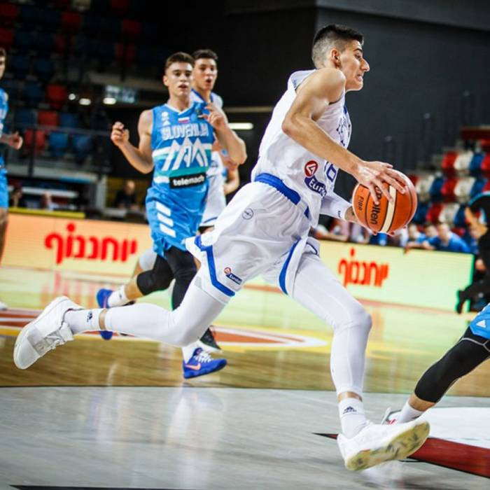 Photo de Georgios Kalaitzakis, saison 2019-2020