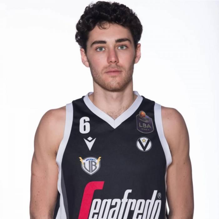 Photo of Alessandro Pajola, 2019-2020 season