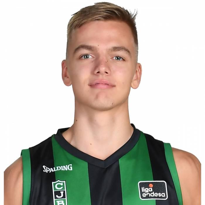 Photo de Arturs Zagars, saison 2019-2020